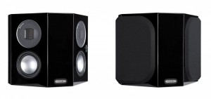 Monitor Audio Gold FX 5G - czarny